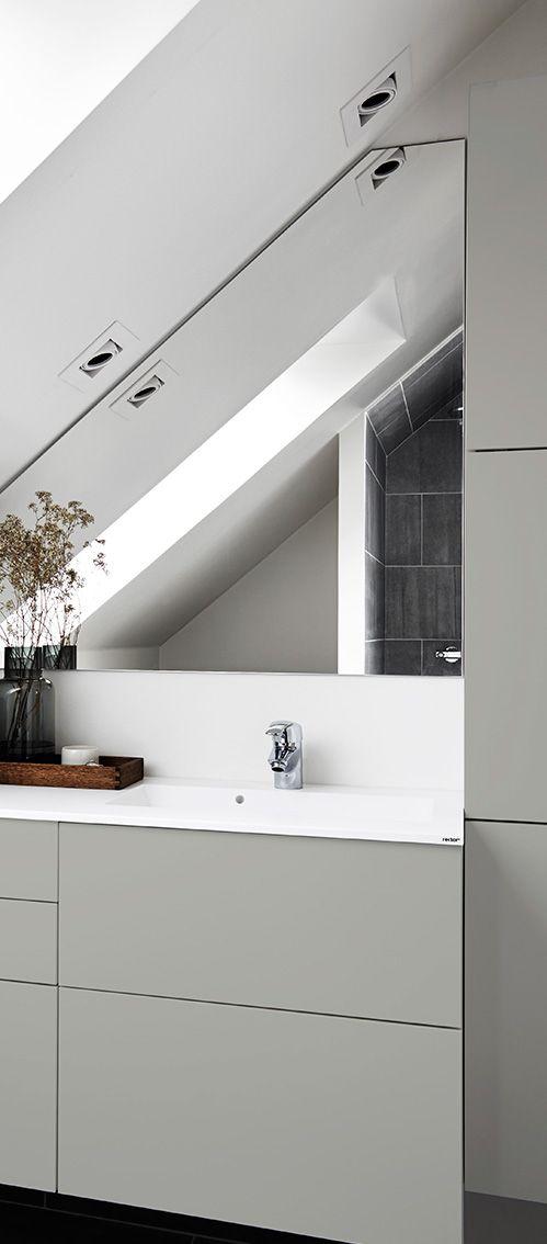 Badeværelse Vision | Hjemmelavet badeværelse fra Tvis