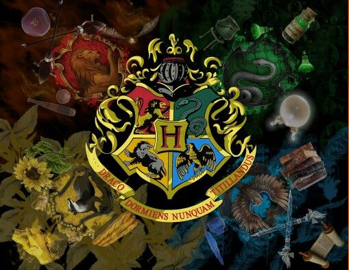 Wappen von Hogwarts | Harry Potter Wallpaper | Pinterest ...