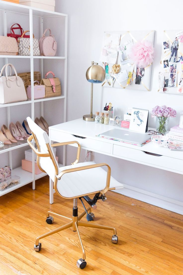 New Year, New Office Space ~ Suburban Faux-Pas | Office ...