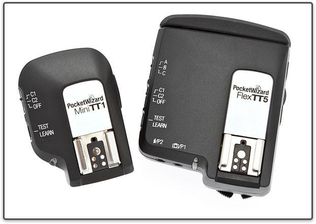 Pocket Wizard TTL Speedlight Sync System