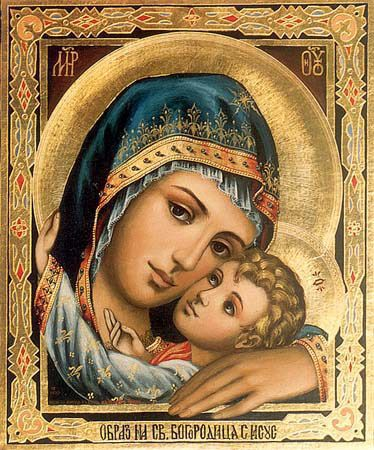 #Mother #Mary / honoring all of our mothers.