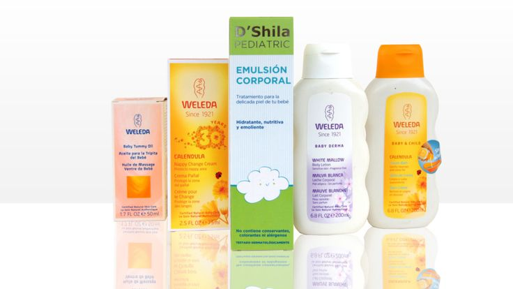 Cosmetica ecológica: motivos para comprar cosméticos ecológicos para tu bebé y para ti.