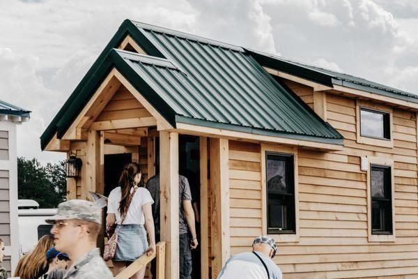Les tiny house, everywhere - BLOG POST