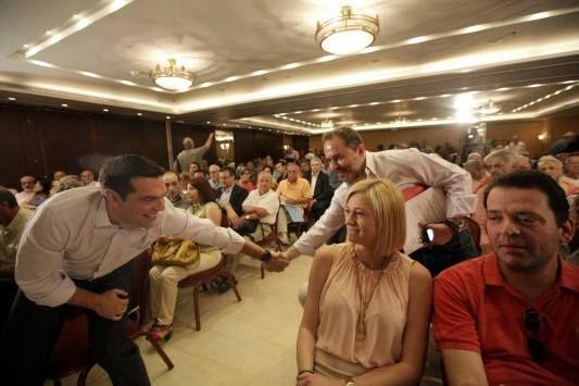 .: Επίτιμος διδάκτορας Πολιτικής Οικονομίας ο Τσίπρας...