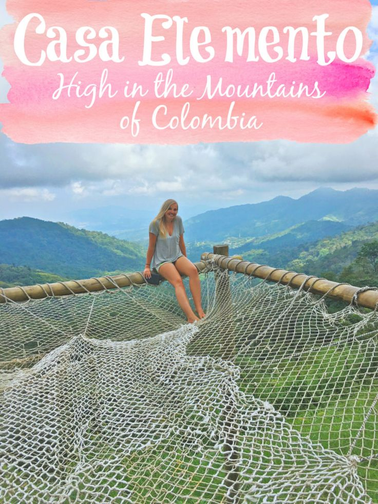 High in the Mountains of Colombia: A Stay at Casa Elemento