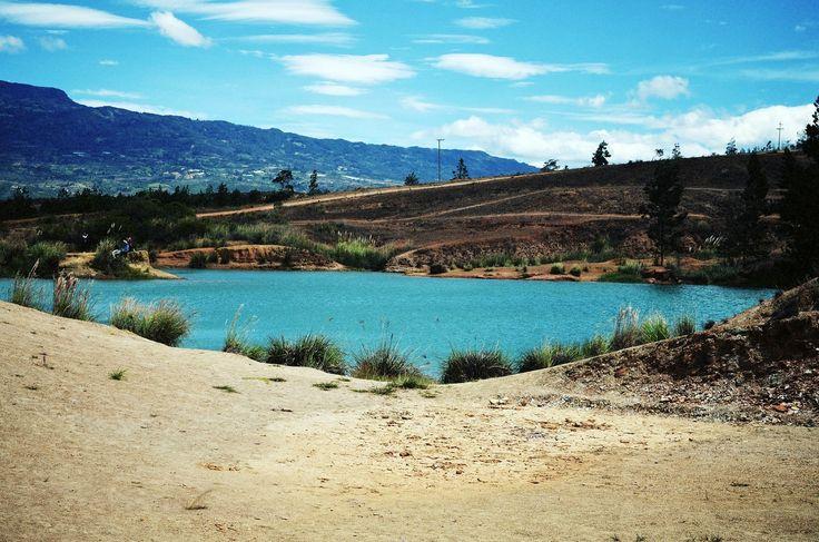 Villa de Leyva: Pozos Azules