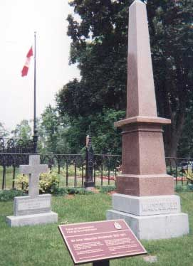 Sir John A. MacDonald, 1st Canadian Prime Minister - 18150111-18910606 - Kingston, ON