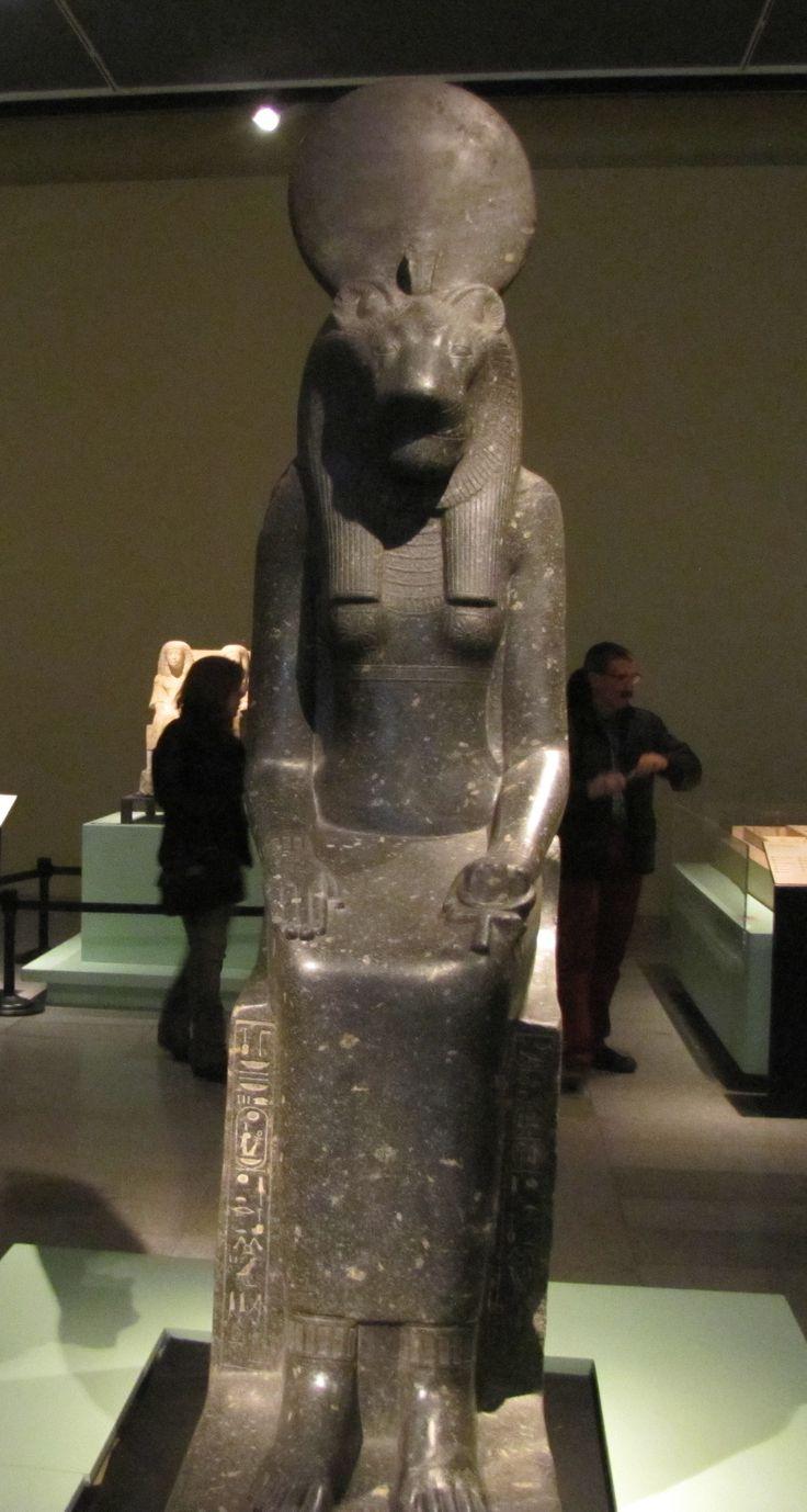 Estatua de la diosa Sekhmet (Imperio Nuevo).
