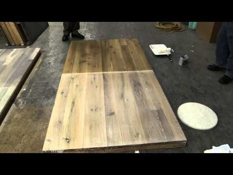 Why and how to apply WOCA oil pretreatments to hardwood floors