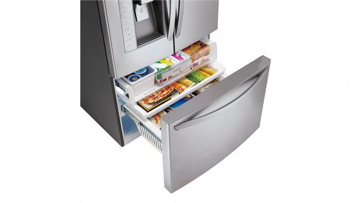 LG 907L Door-in-Door French Door Fridge - Fridges - Appliances - Kitchen Appliances | Harvey Norman Australia $4171