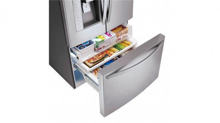 LG 907L Door-in-Door French Door Fridge - Fridges - Appliances - Kitchen Appliances | Harvey Norman Australia $4171