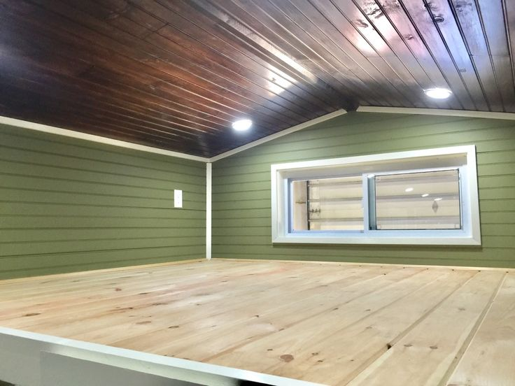 The Willow – Tiny House Building Company, LLC