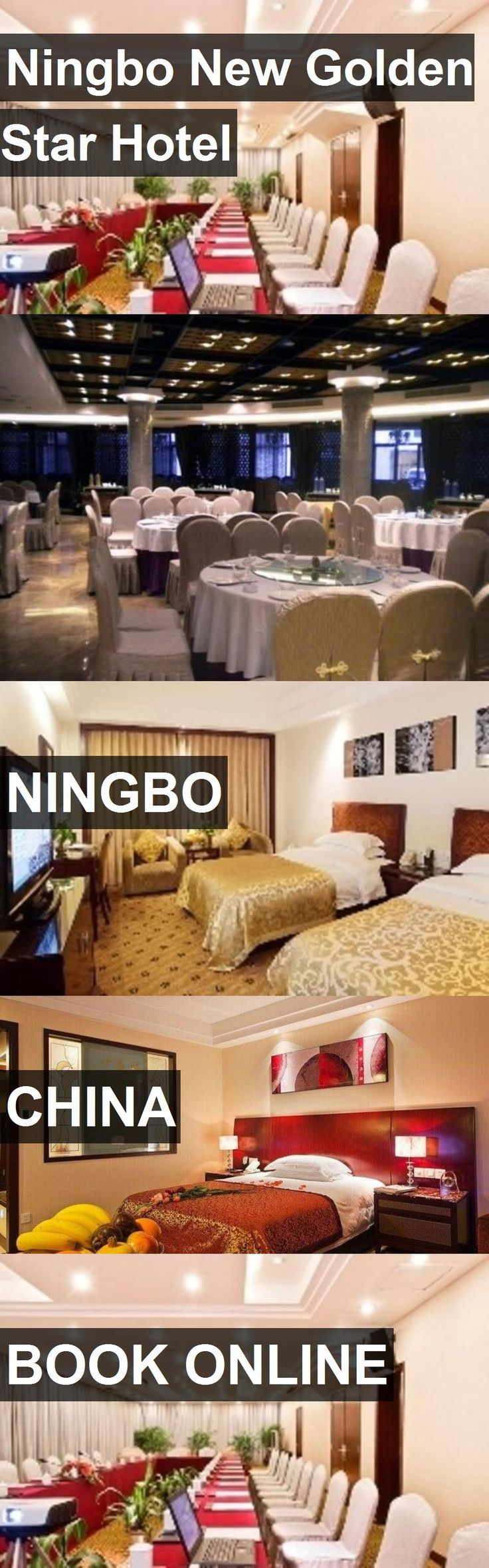Ningbo New Golden Star Hotel in Ningbo, China. For more information, photos, reviews and best prices please follow the link. #China #Ningbo #travel #vacation #hotel