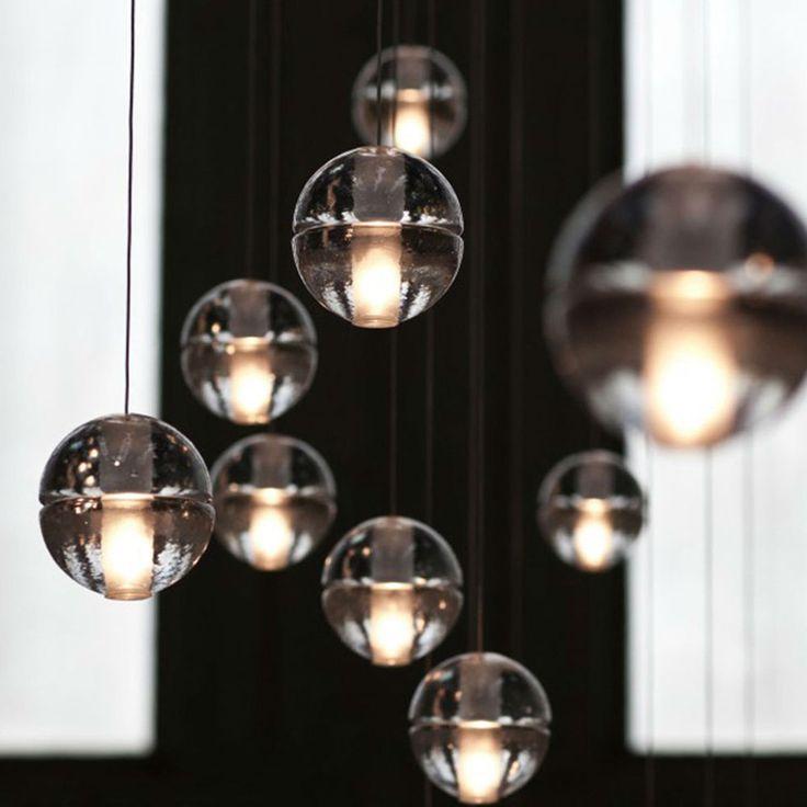 13 best lighting images on pinterest pendant lamps pendant lights crystal glass magic ball pendant lamp globe ceiling light fxiture chandelier unbranded artdeco aloadofball Image collections