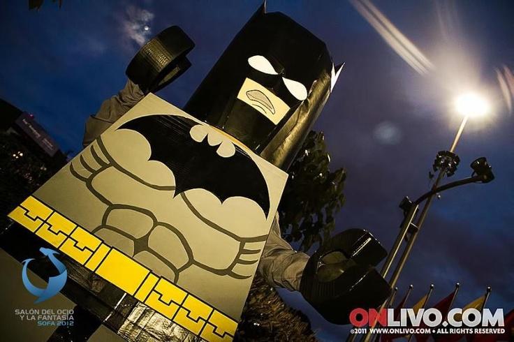 Batman Lego en SOFA