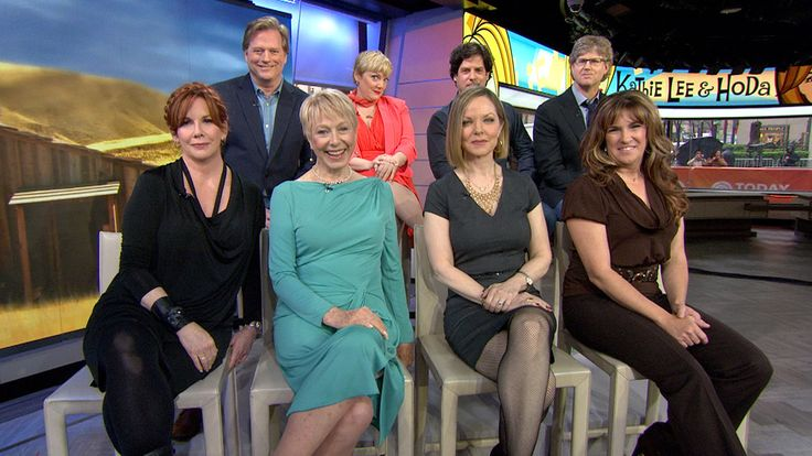 VIDEO 'Little House on the Prairie' cast sheds tears, talks legacy on @TODAY {Have you started reading Little House of the Prairie with your child yet?}