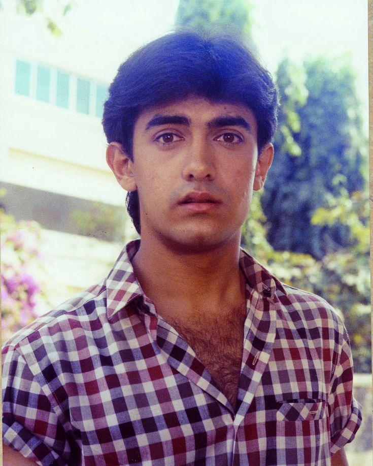 Throw back photo of Amir khan