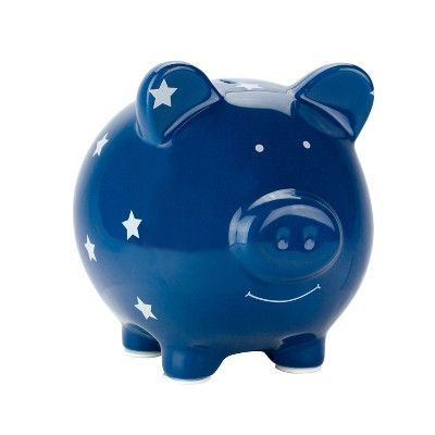 Peppa Pig Party Piggy Bank Decorating Use Decorative Permanent