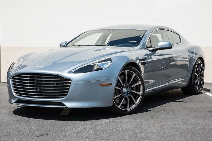 Used Aston Martin Rapide S