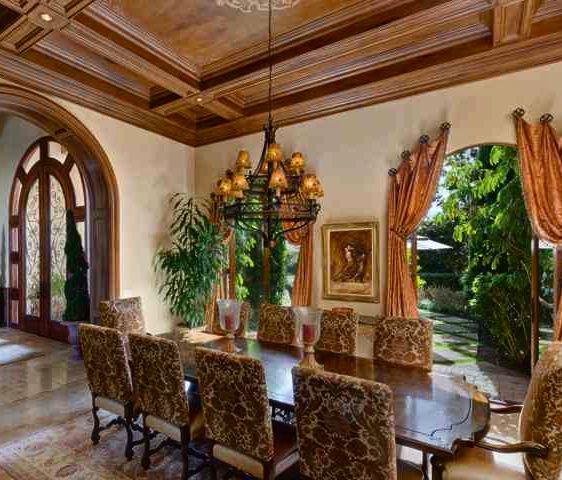 Best 25 Mediterranean Style Homes Ideas On Pinterest: Best 25+ Tuscan Dining Rooms Ideas On Pinterest