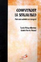 Comprender la sexualidad : para una orientación integral / Tomás Priego Martínez, Cosme Puerto Pascual. 2ª ed. Madrid : San Pablo, 1999.  http://absysnetweb.bbtk.ull.es/cgi-bin/abnetopac01?TITN=492104