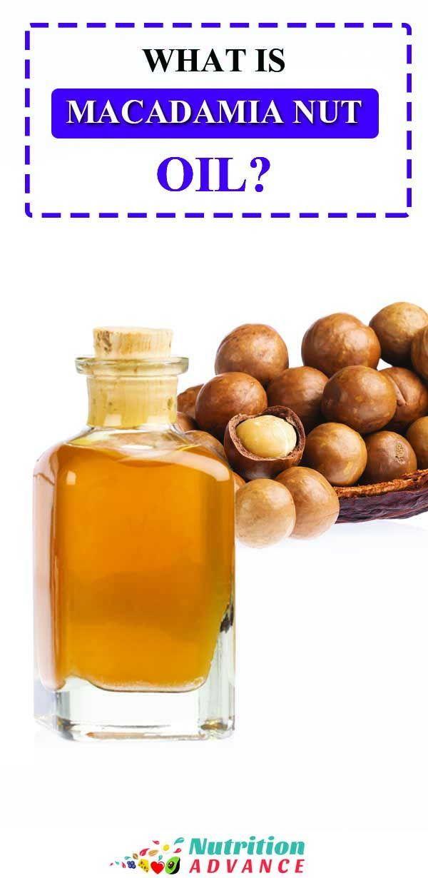 Is Macadamia Nut Oil Good For You Macadamia Nut Oil Macadamia Nuts Macadamia