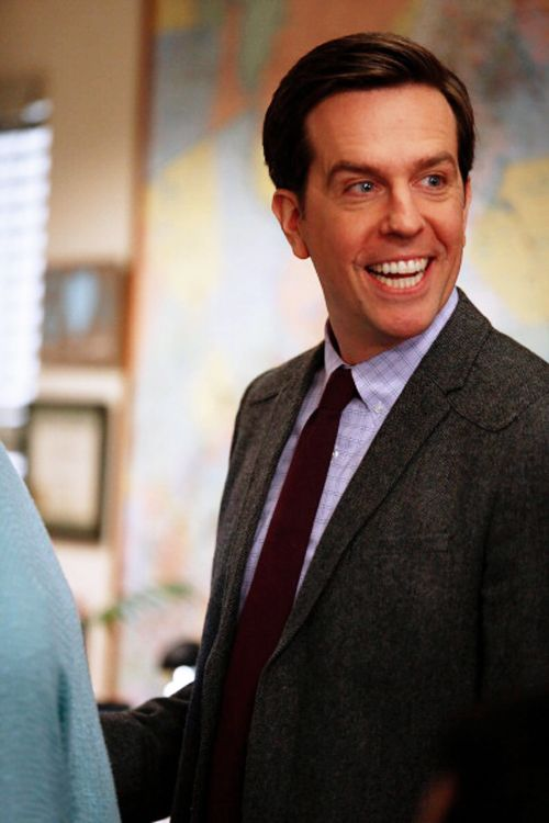 Ed Helms Sexual Frustration