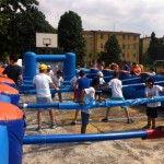 Non è estate se non si partecipa al Grest: Cremona e il calciobalilla di Jumpable. Prima tappa fatta!