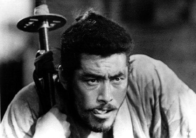 Still of Toshirô Mifune in Seven Samurai
