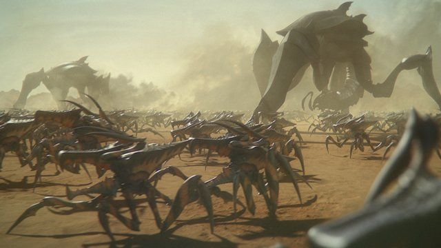 Traitor of Mars # #the Animated Starship Troopers Sequel Trailer #NewMovies #animated #sequel #starship #trailer
