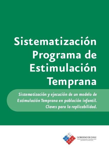 14 Programa De Estimulacion Temprana by guest7ba7cc, via Slideshare