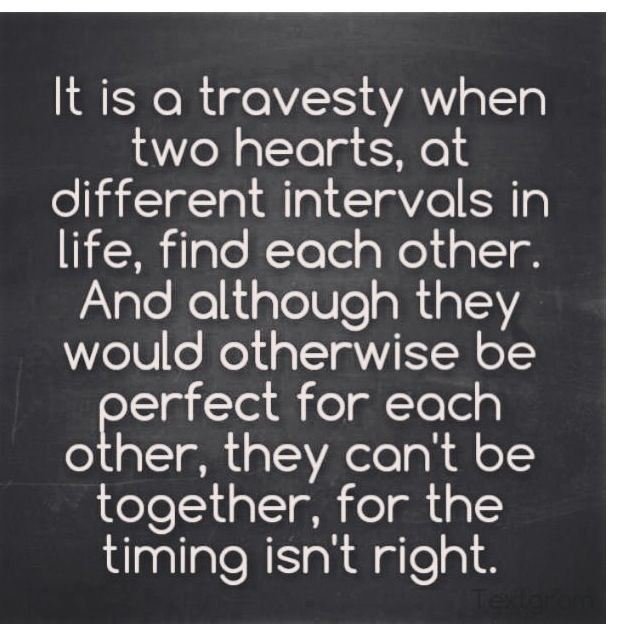 Love Each Other When Two Souls: 17 Best Ideas About Timing Is Everything On Pinterest