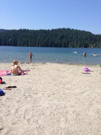 Photo of White Pine Beach (Sasamat Lake)