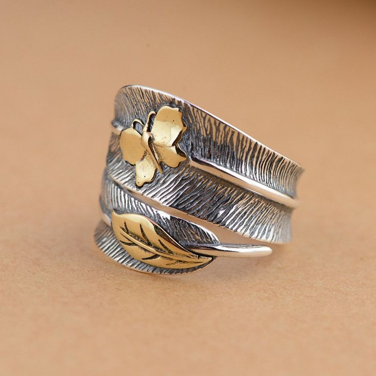 BALMORA <b>100</b>% <b>Real 925 Sterling</b> Silver Jewelry Butterfly Feather ...