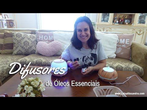 Difusores de Óleos Essenciais • www.luisaalexandra.com