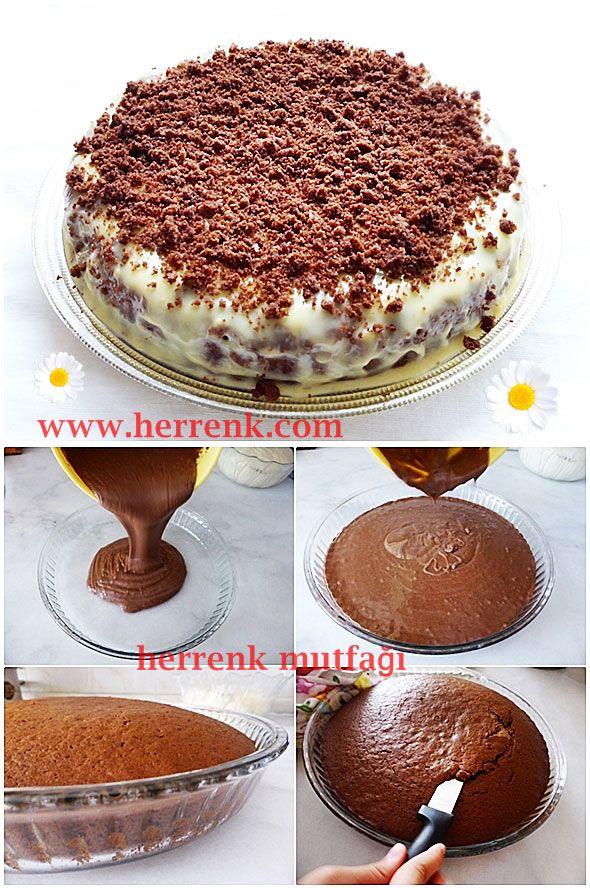 Borcamda Kek Tarifi/Nasıl Yapılır?-borcamda kek pişer mi ...