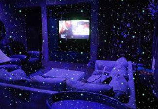 blisslights starfield blue laser star projector lighting. Black Bedroom Furniture Sets. Home Design Ideas