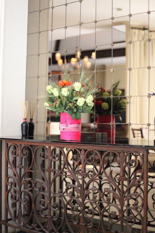 Fall Floral Inspiration! I enjoyed arrangement these.