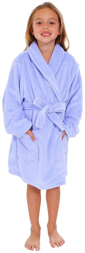 Bathrobe for walking to and from showers