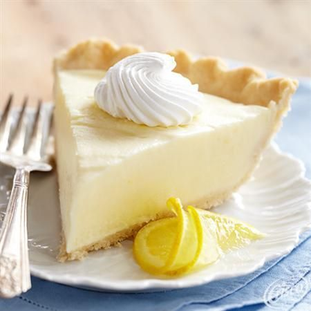 Sour Cream Lemon Pie from Crisco®