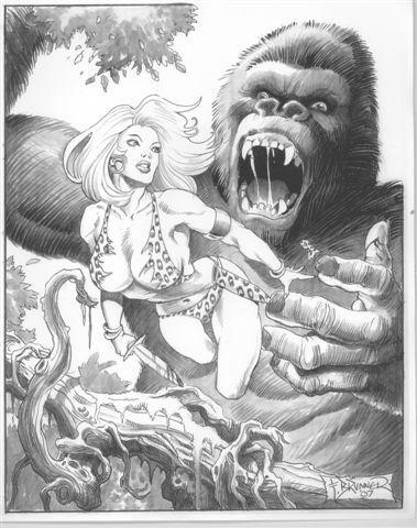 Sheena & King Kong ...