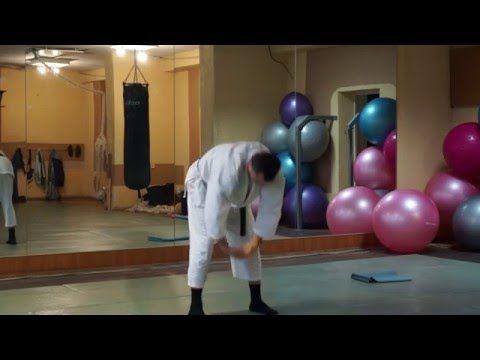 Тренировка по оздоровительной самурайской гимнастике Макко-Хо. Часть 3 - YouTube