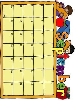 99 best Teacher: Calendar & Newsletter Templates images on ...