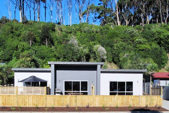 House - Ligar Bay bach or holiday home