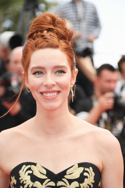 Kate Gorney attends the 'Wonderstruck' screening during the 70th annual Cannes Film Festival at Palais des Festivals on May 18 2017 in Cannes France