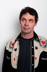 Rich Hall, would marry him tomorrow...