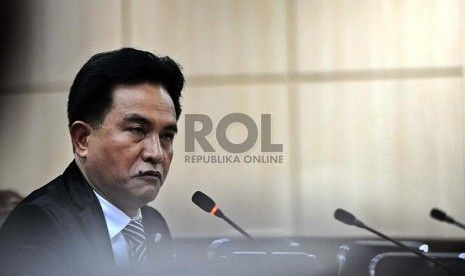 """Partai Politik Indonesia: Yusril : """" Kalau permohonnan dikabulkan MK, saya biasa-biasa saja """""""