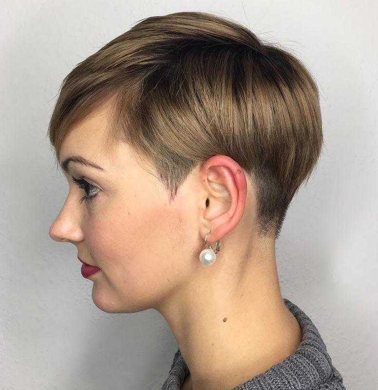 cool Модные стрижки на тонкие волосы для объема (50 фото) — Правила подбора