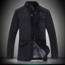 Пальто из шерсти на Таобао: для роскошных мужчин