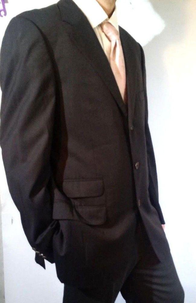 #tumbrl#instagram#avito#ebay#yandex#facebook #whatsapp#google#fashion#icq#skype#dailymail#avito.ru#nytimes #i_love_ny     Gucci Designer Men's Charcoal Black 3 Button Wool Blazer Size L #Gucci #ThreeButton